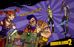 Borderlands 2 Team by Urani-a