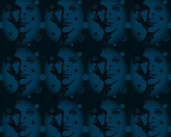 POP ART PATTERN wallpaper 03 by cybaBABE