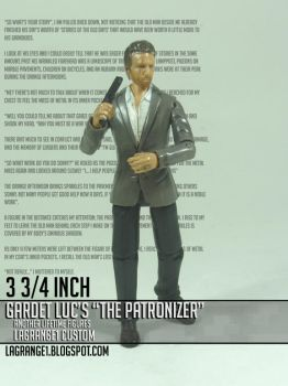 Gardet Luc's 'The Patronizer' by shithlord