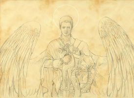 Archangel Michael by Nimloth87