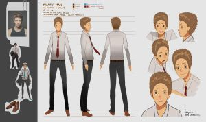 layers - character design by Komai69i
