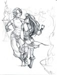 Let's dance by AutumnGoose