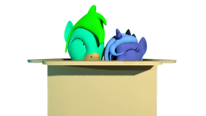 Fun in A Box With Woona by Legoguy9875
