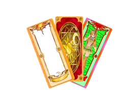 MMD Clow Card Template ver 1.0 DL by xxSoulsealerxx