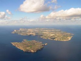 Gozo and Comino by MoonDaisy