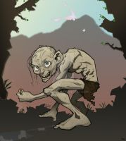 Smeagol by Plugin848y