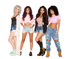 LITTLE MIX PNG. by OtherIcons