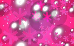 Sookie Pink Bubble Wallpaper by sookiesooker