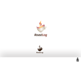 RoastLog_logo by cici0