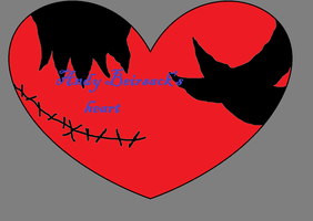 Andy Beirsack's heart by Wildchildforever