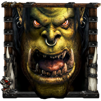 PNG for icon. WarCraft (Orc) by AndreySemenov