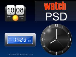 Watch PSD by carlitos5872