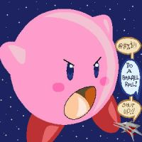 Kirby sucks by bluecranberries