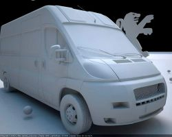 Wip Peugeot Boxer by BrwK
