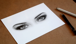 Eye Drawing Tutorial by gabbyd70