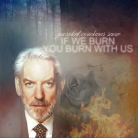 president snow by thegoldentrio
