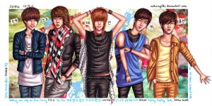 RSF: SHINee Style Replay by blingyeol