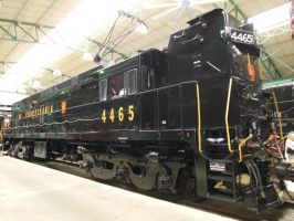PRR Electric 4465 by rlkitterman