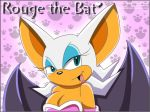 Rouge the Bat - Oficial Art by Yasithecat