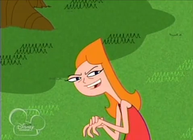 candace doofenshmirtz by AND888