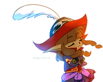 Red Mage by LovelyDagger