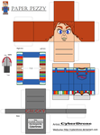Paper Pezzy- Chucky by CyberDrone