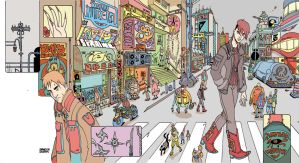 Neuromancer. by royalboiler