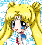 chibi sailor moon 2 by angelbunny1391