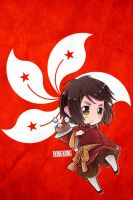 Hetalia iWallpapers - Hong Kong by Dreamweaver38