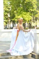 Princess Serenity by MilenaHime