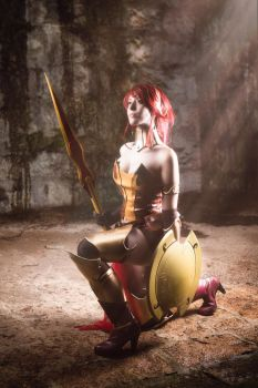 Pyrrha Nikos by AkaCosplay