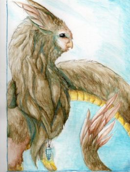 For Sale: Mystic Creature by JcArtSpace