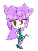 shes gonna kill ya D: by silvazelover2