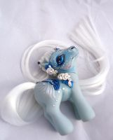 My little pony custom Dia de Muertos Camila by AmbarJulieta