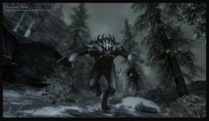New Skyrim creatures? nr 3 by Cloister