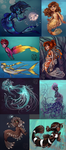 Mermaids by sharkie19
