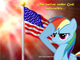 Salute To America by erin7698