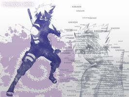 Kakashi Hatake Design by TheHiddenLeaf95
