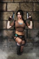 Lara Croft - Tomb Raider Legend by CaptainIrachka