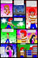Phineas y Ferb RT Comic Anime Pag 4 COLOR by firerirock