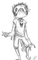 Brunt Zacharie Doodle by Leafjelly