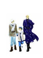 ::Hetalia:: Family by hime1999