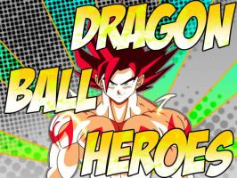 [Dragon-ball-heroes]Event by 0Colossus