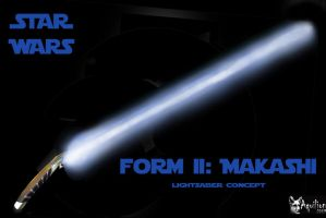 Lightsabre concept by Foxia