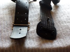 Police Belt 001 by Zeds-Stock