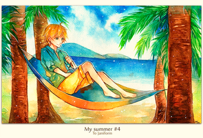 my summer by berinne