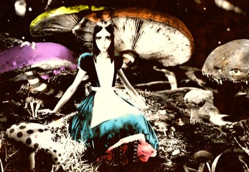 Alice... by DistortedMedia