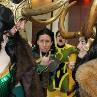 Loki-ception: I do what I want! by Ravenspiritmage
