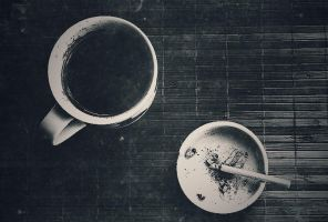 coffee and cigarettes by NYTR