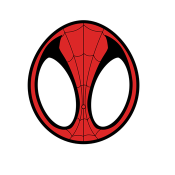 Spider face by a7md93